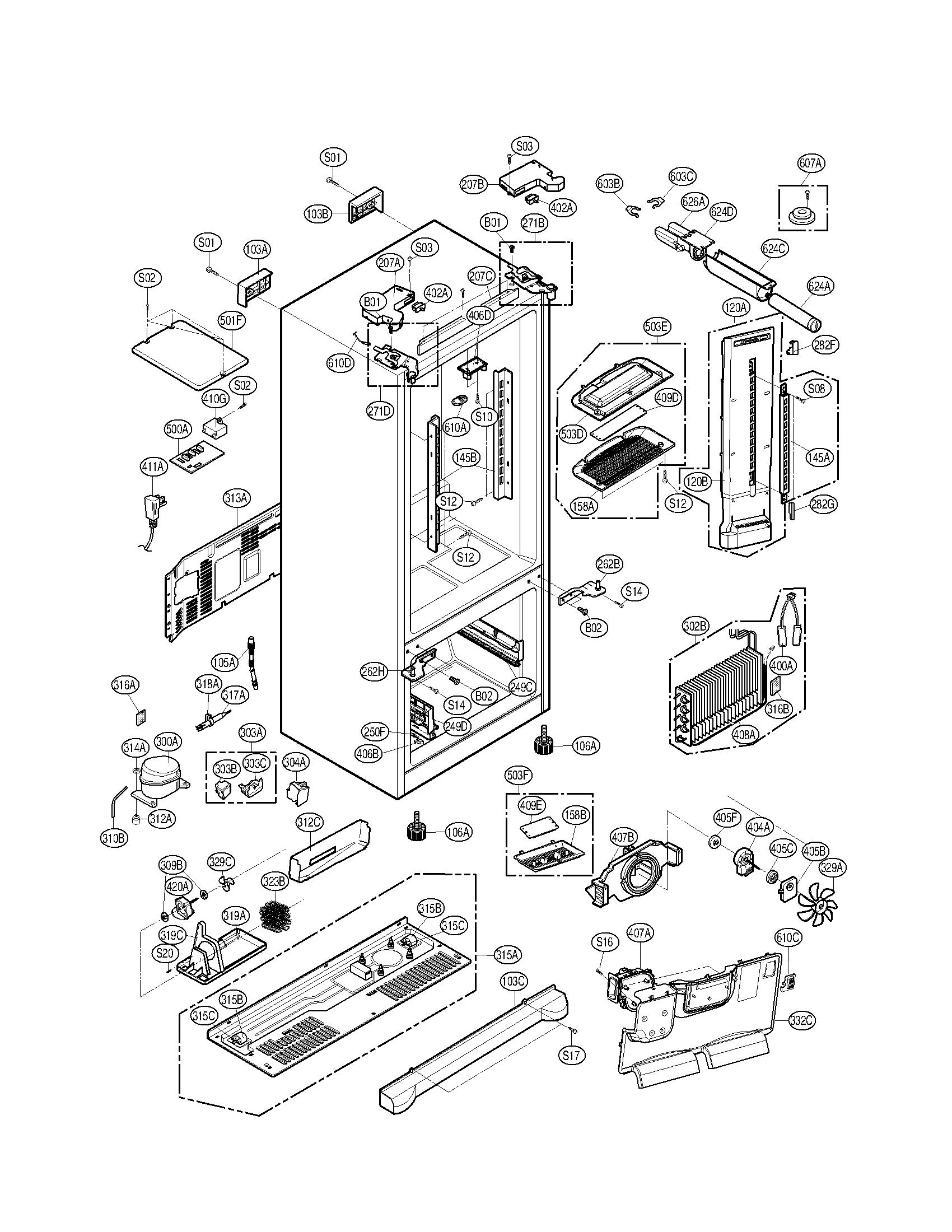 kenmore bottom freezer refrigerator model 795 manual