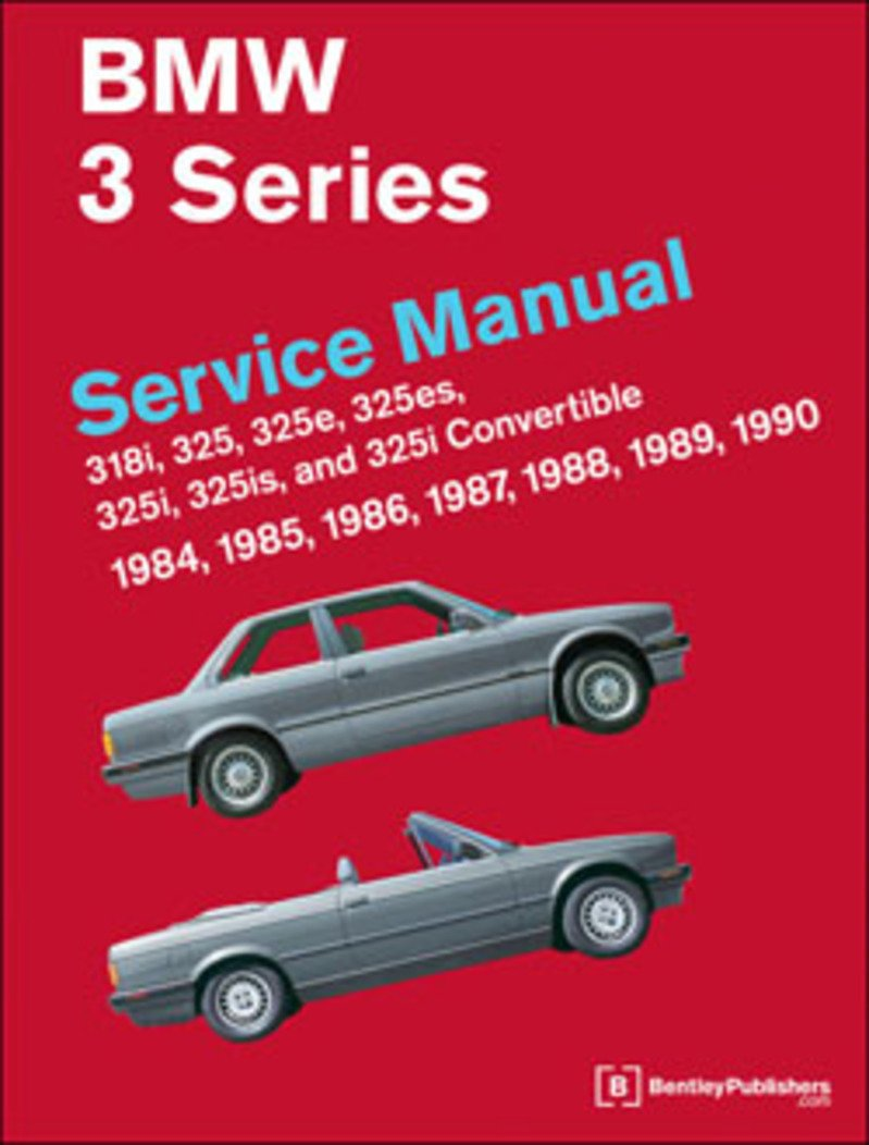 bmw 3 series service manual