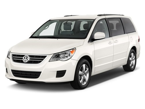 2011 volkswagen routan owners manual