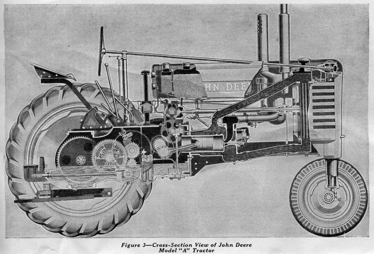john deere engine parts manual