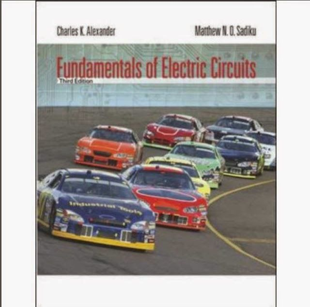 fundamentals of electric circuits 6th edition solutions manual pdf