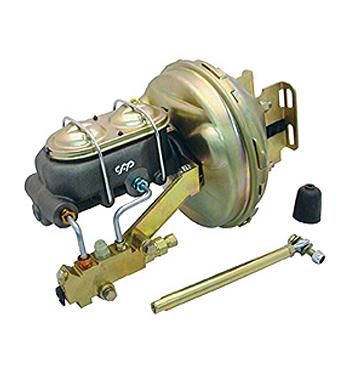 manual to power brake conversion