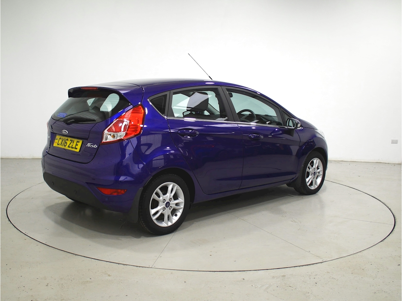 ford fiesta automatic manual transmission