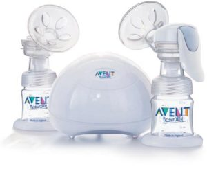 philips avent isis manual breast pump