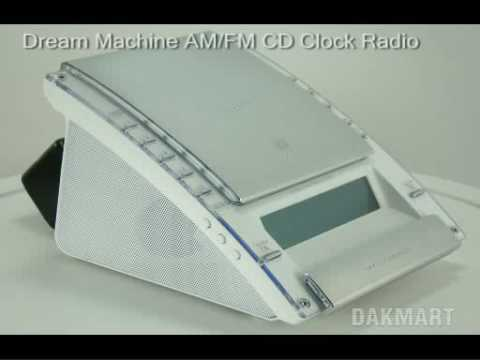 sony dream machine icf cd7000 manual