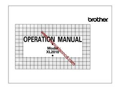 brother p touch xl 30 user manual