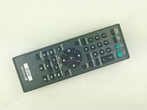 sony dvd remote rmt d187a manual