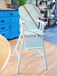 eddie bauer high chair instruction manual