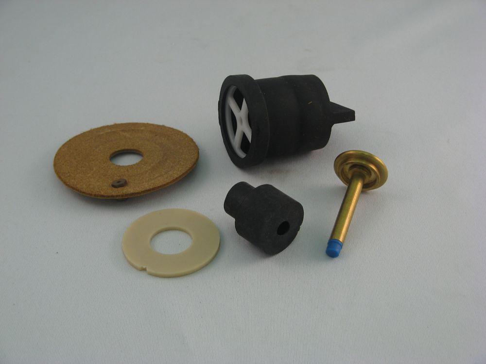 crane presto flush valve manual