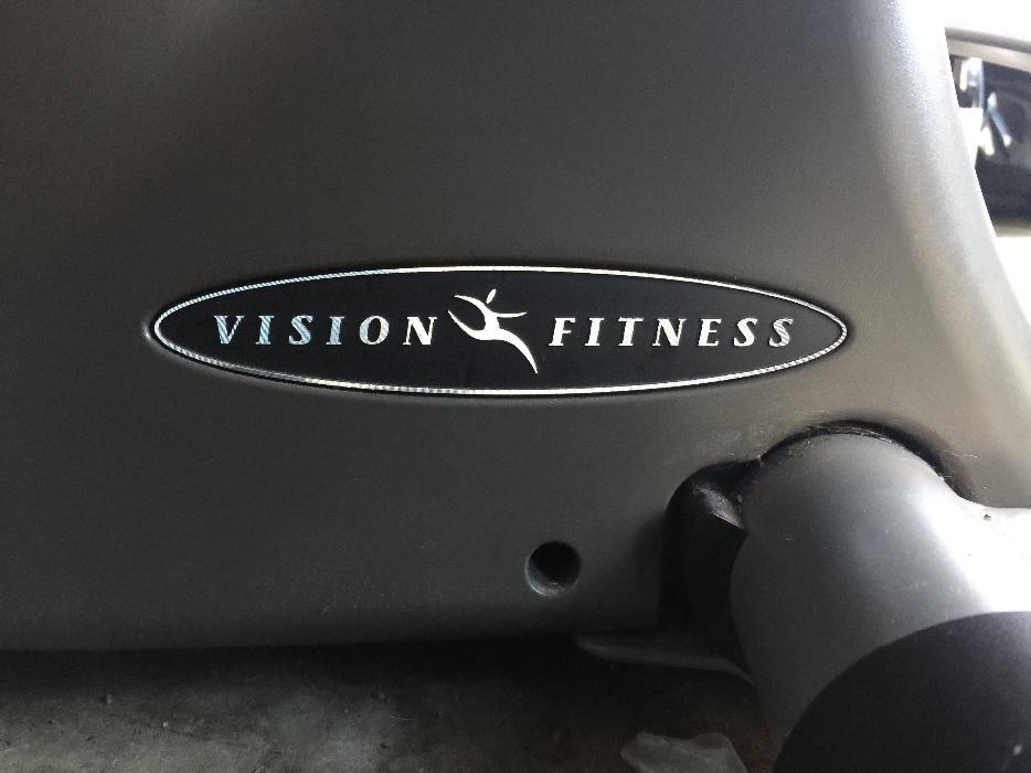 vision fitness elliptical x6100 manual