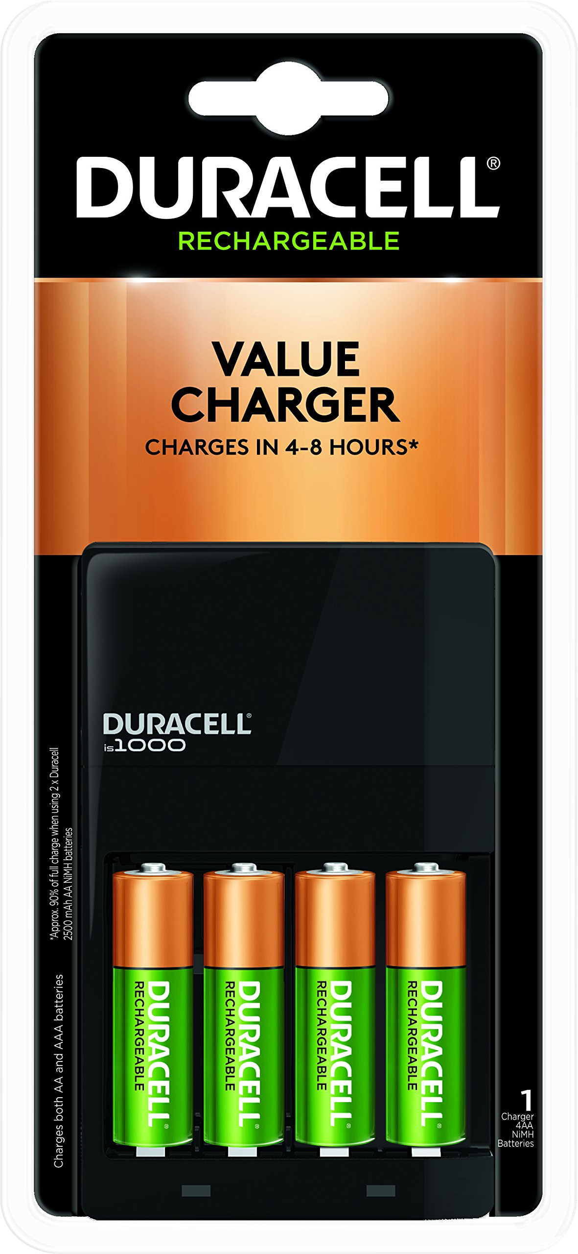 duracell ion speed 4000 battery charger manual
