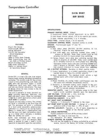 watlow ez zone manual pdf