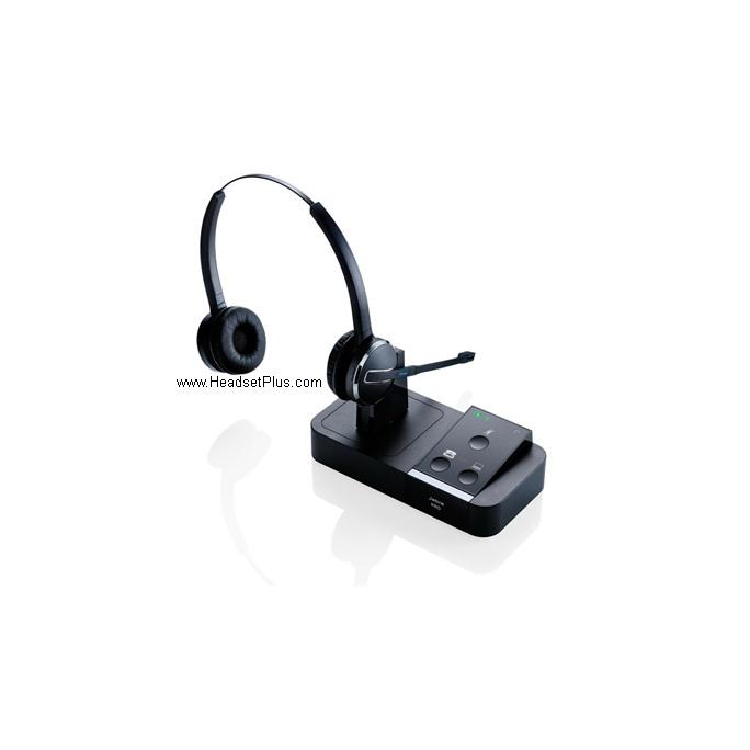 jabra pro 9465 duo wireless headset manual