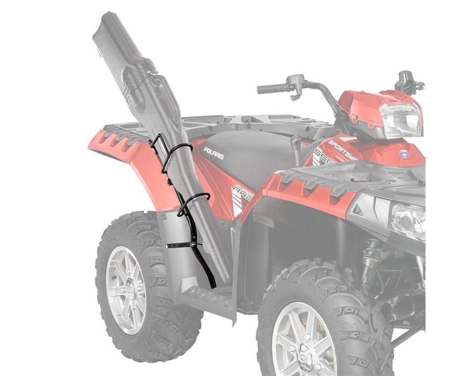 how to ride a manual quad