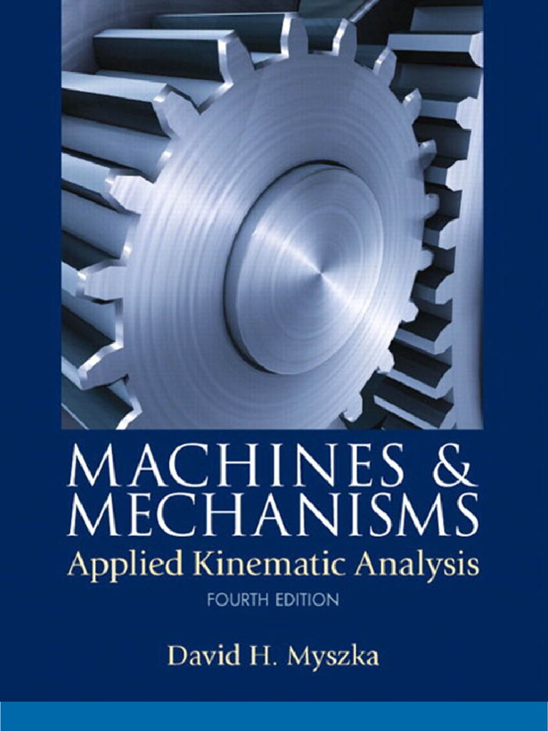 kinematics and dynamics of machinery 3rd edition solution manual pdf