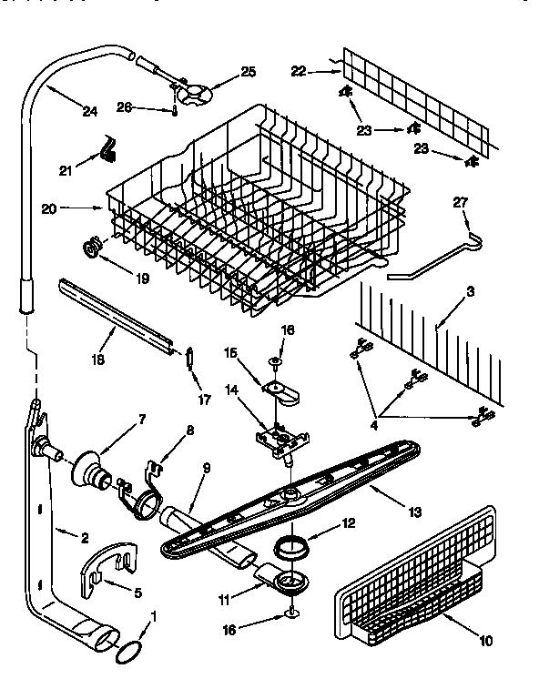 kenmore ultra wash iii dishwasher manual