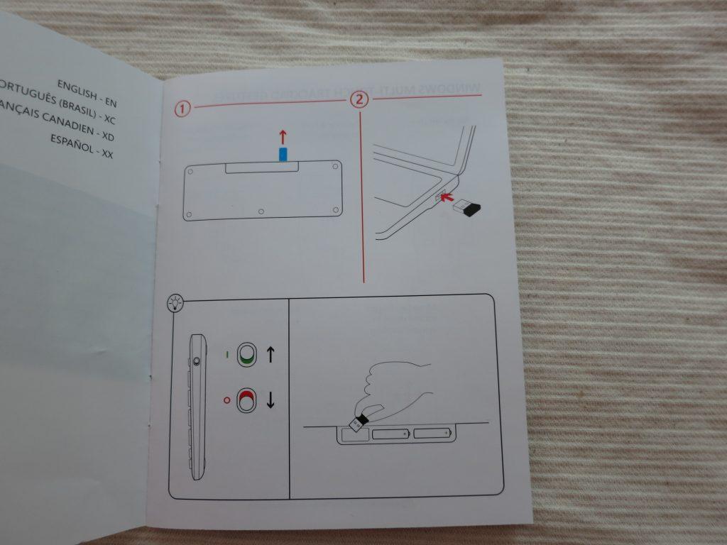 microsoft all in one media keyboard manual