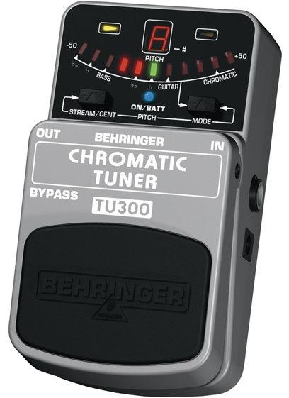 behringer chromatic tuner tu300 manual