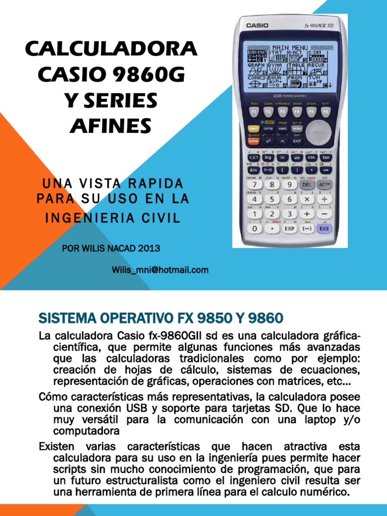 casio fx 9750g plus manual