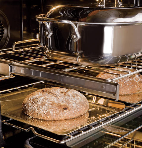 ge true convection oven manual