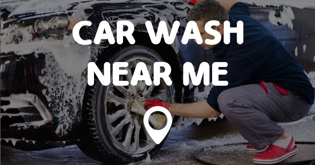 manual car wash near me now