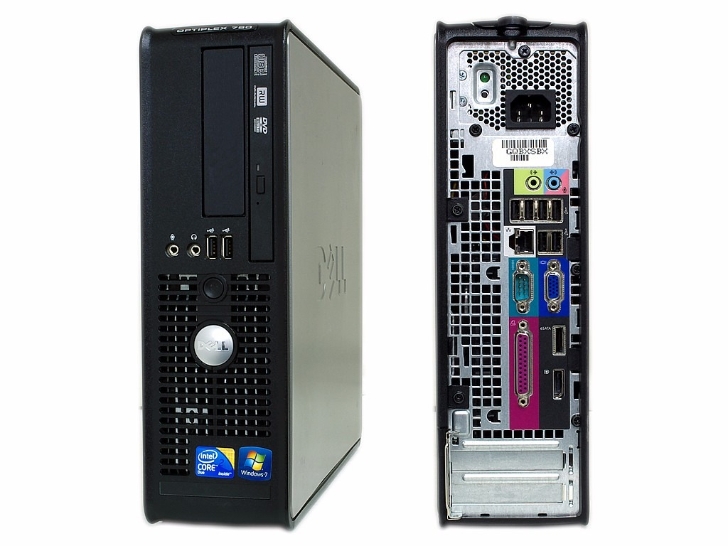 dell optiplex 745 desktop manual