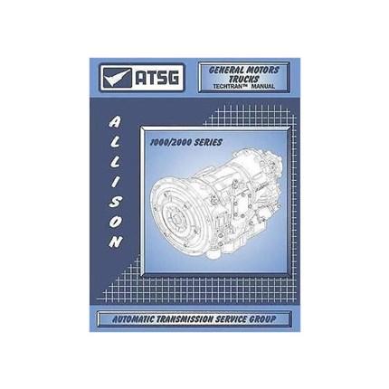 allison 1000 transmission troubleshooting manual