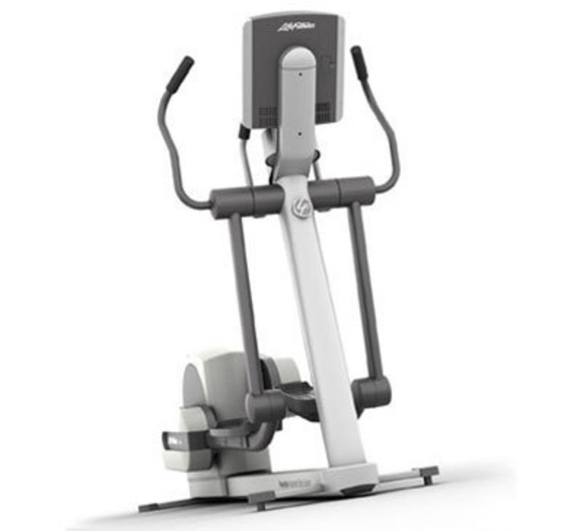 life fitness cross trainer 9500hr manual