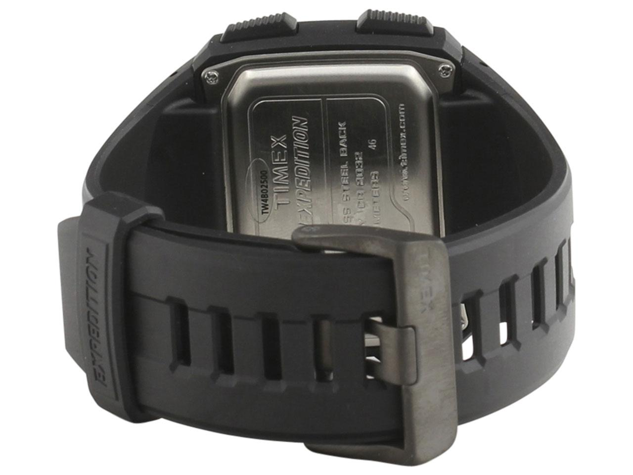 timex expedition grid shock manual