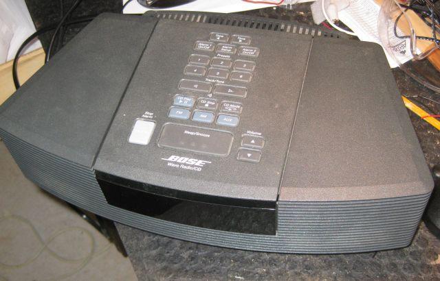 bose wave radio cd repair manual