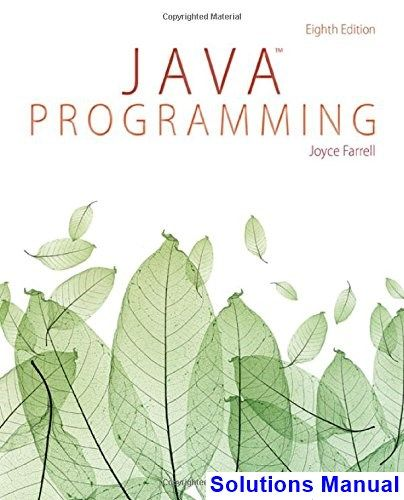 c how to program 8th edition solution manual pdf