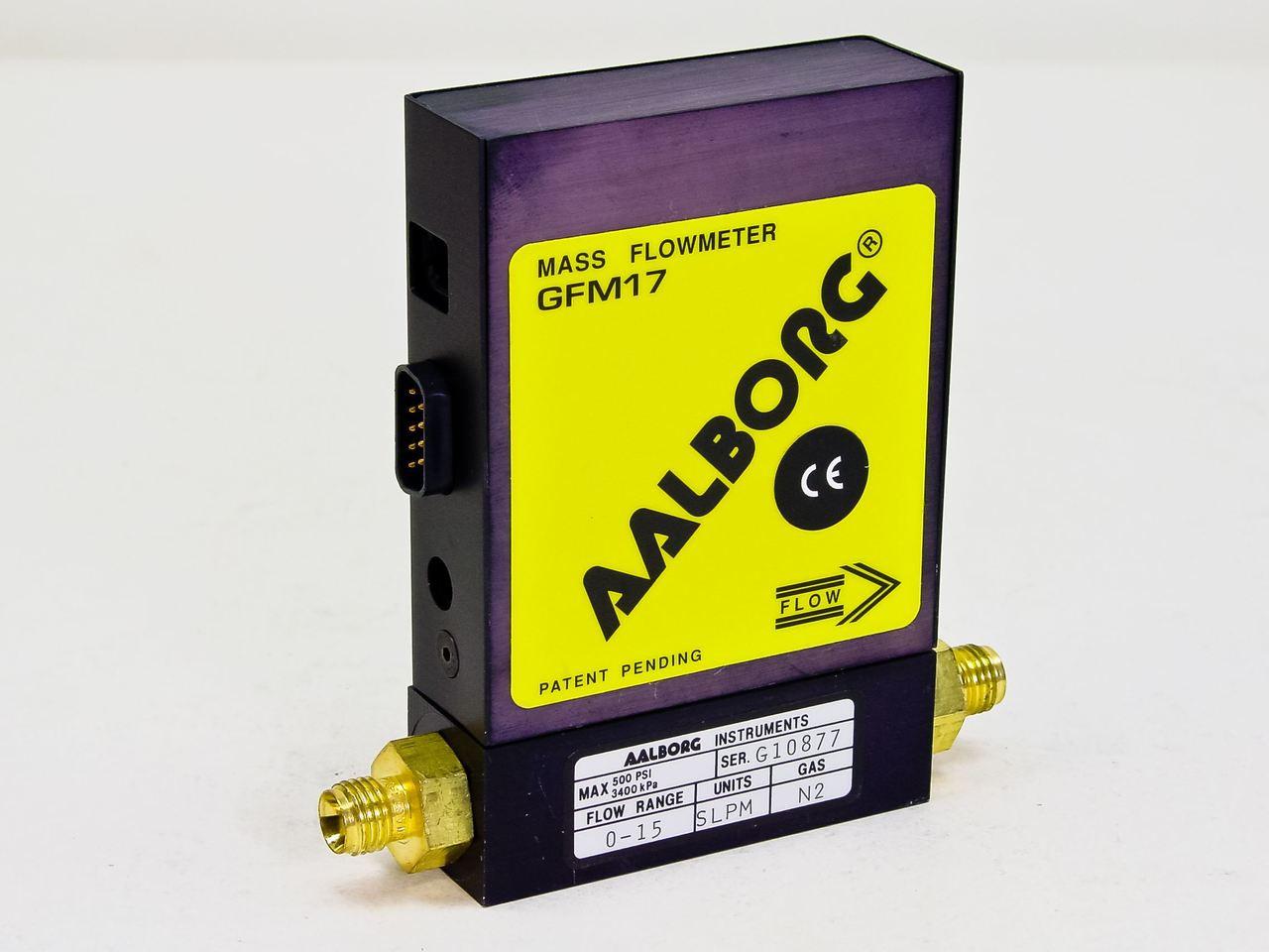 aalborg mass flow controller manual