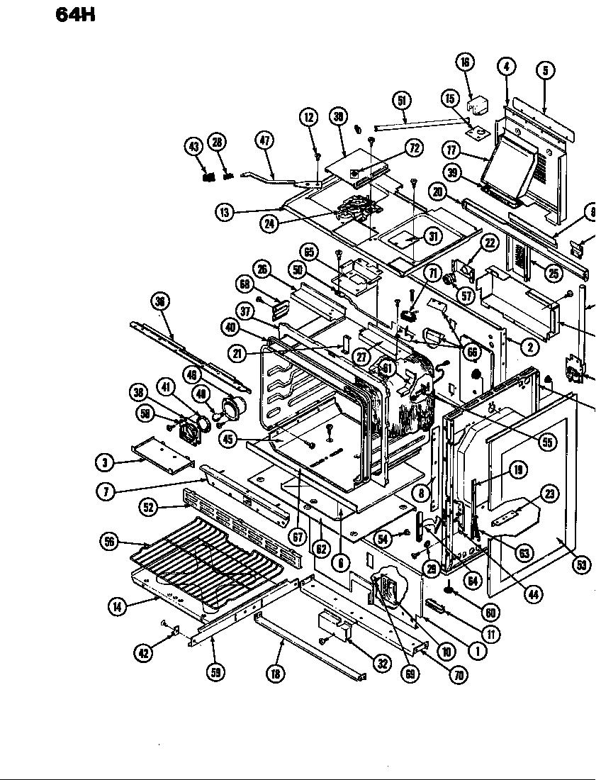 magic chef dryer repair manual