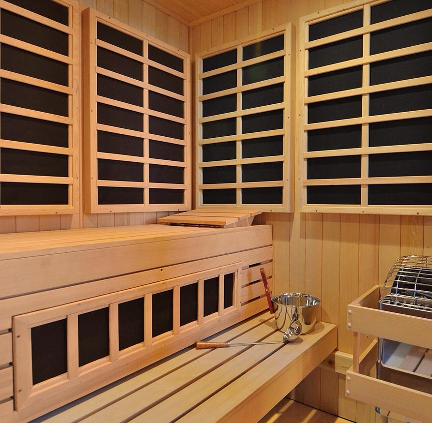 health mate infrared sauna manual