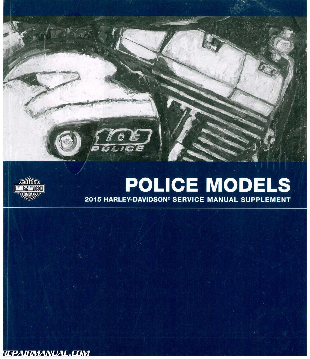 2015 harley davidson service manual