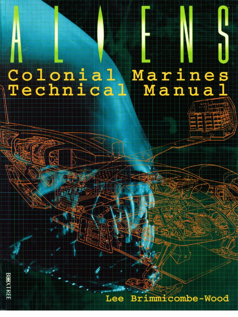 colonial marines technical manual pdf