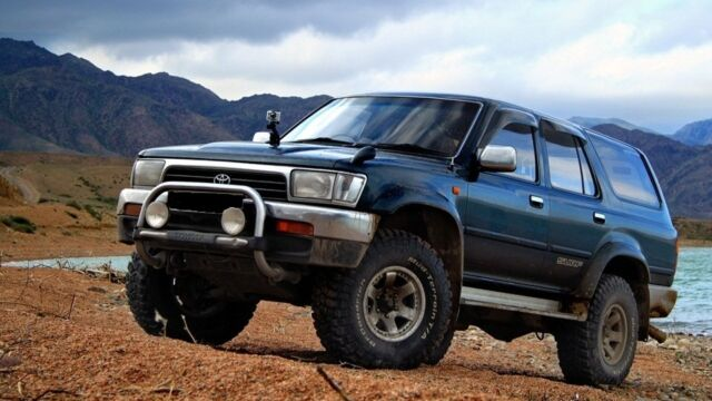 toyota 4runner owners manual 2017