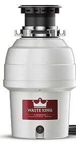 waste king l 2600 manual