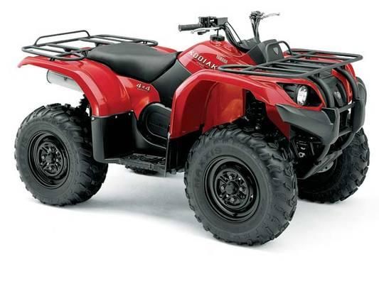 1999 yamaha kodiak 400 4x4 service manual