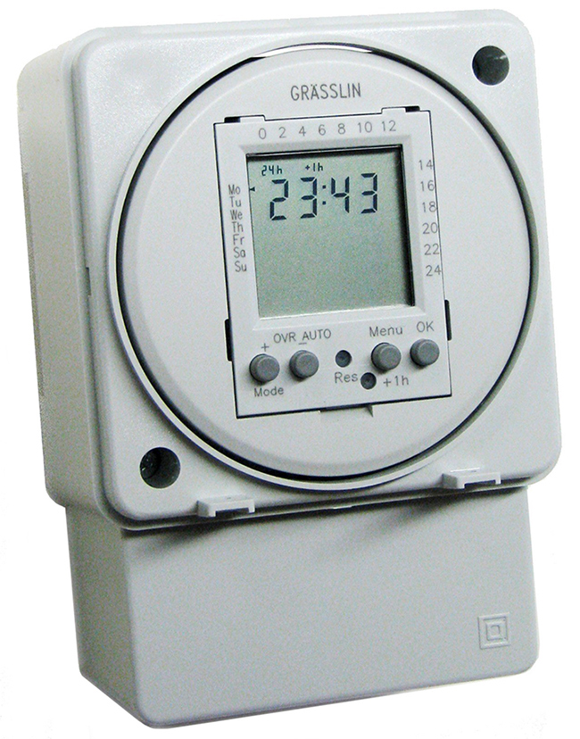 grasslin fm 1 timer manual