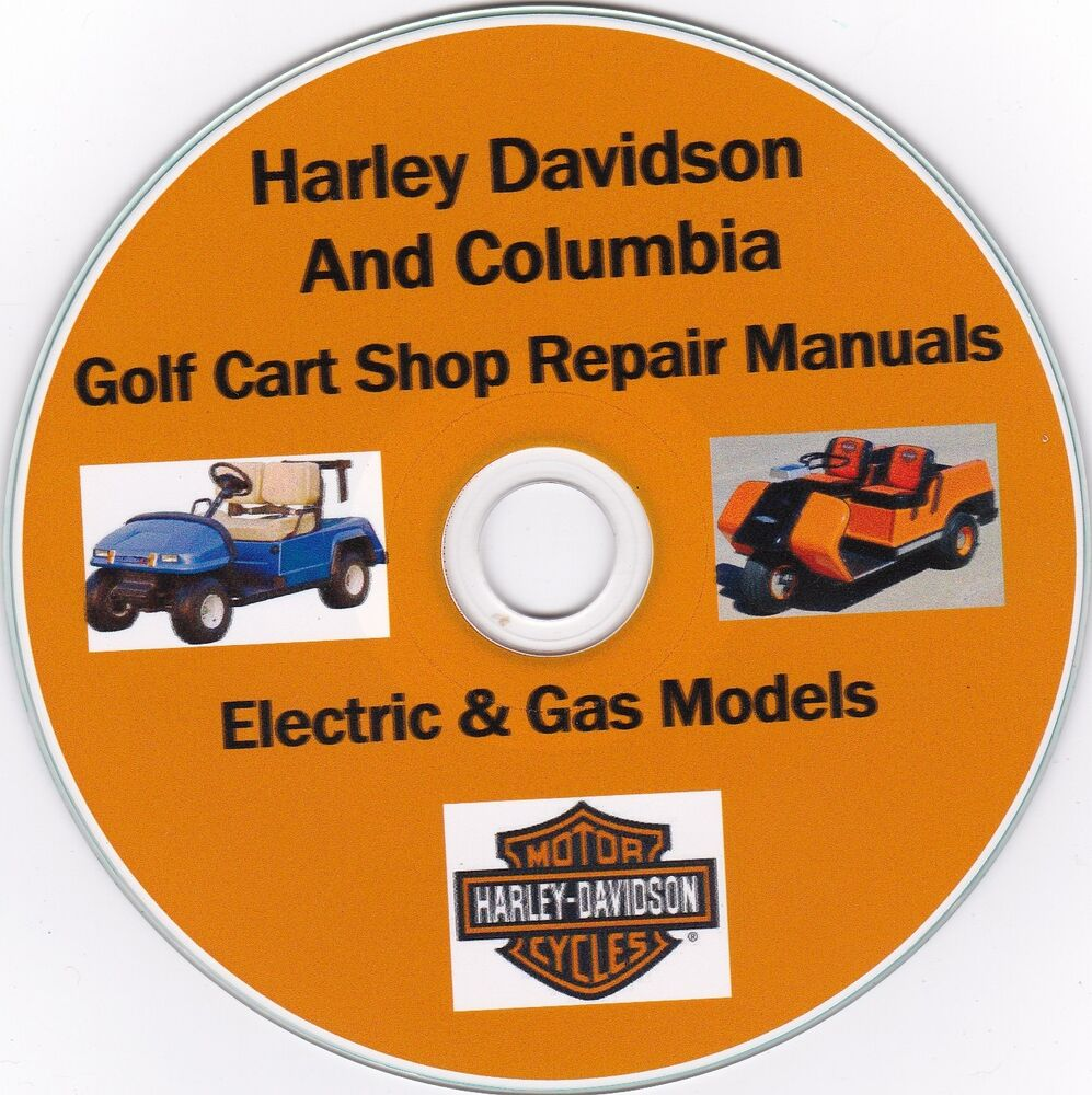 Harley Davidson Golf Cart Manual