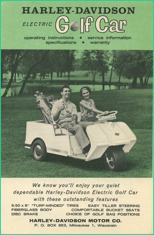 harley davidson golf cart manual