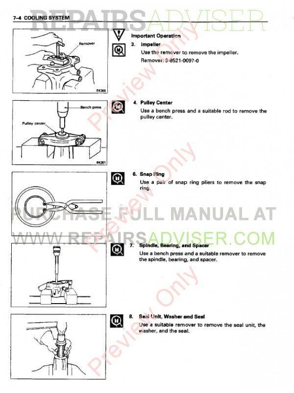hitachi excavator manuals free download