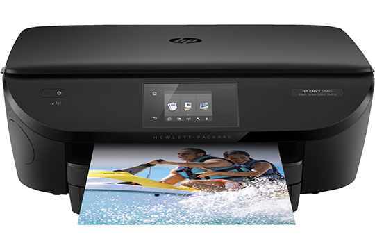 hp envy 5660 e all in one printer manual