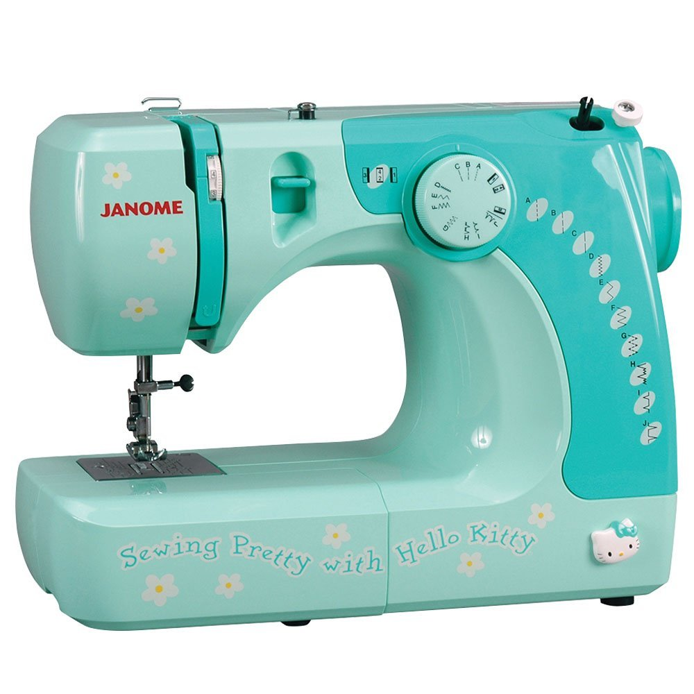 janome portable sewing machine manual