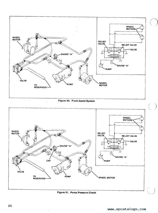 jlg skytrak 10054 service manual