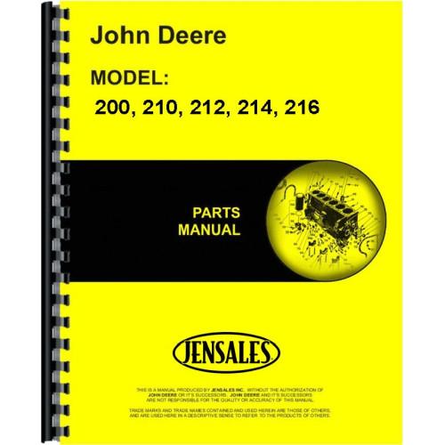 john deere 111 lawn tractor parts manual