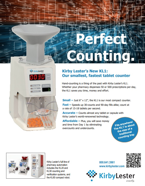 kirby lester kl1 operating manual