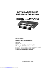 korg i3 user manual pdf