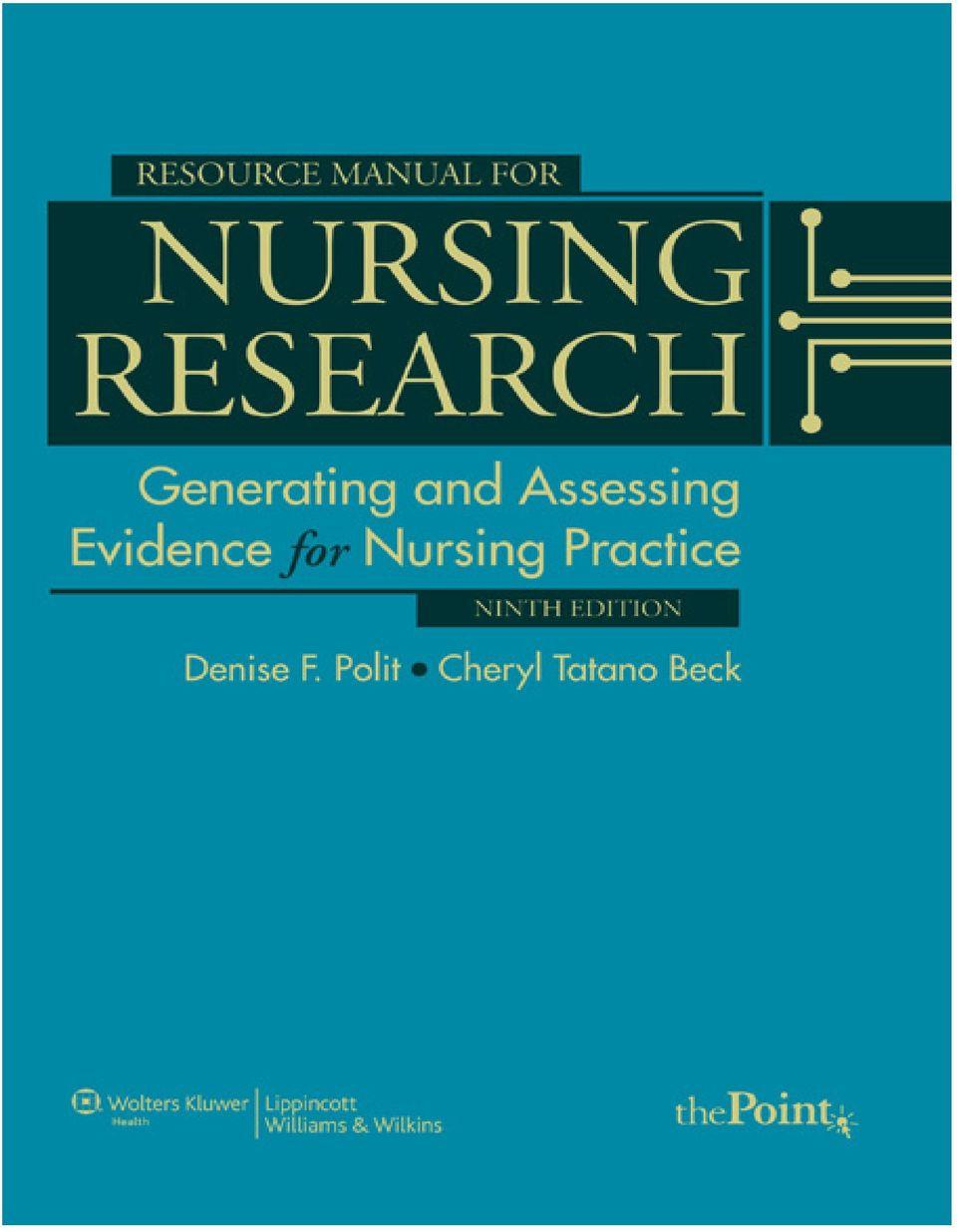 lippincott manual of nursing practice 10th edition pdf